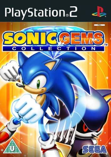 Sonic Gems Collection (no manual)