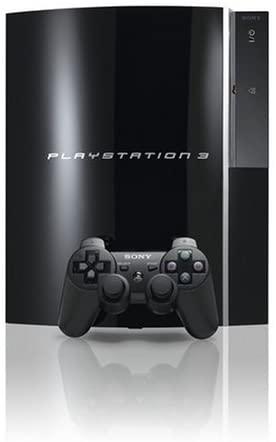Sony Playstation 3 40GB Fat (CECH-G03)