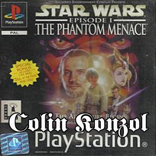 Star Wars Episode 1 Phantom Menace  (Full Német)