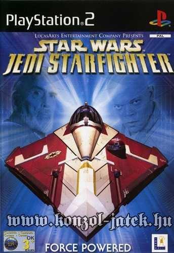 Star Wars Jedi Starfighters (Co-op) (Platinum)