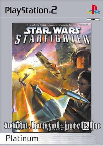 Star Wars Starfighter (Platinum)
