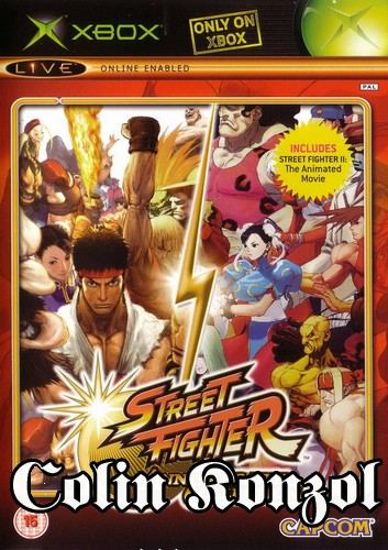 Street Fighter Anniversary Collection (Xbox 360 komp.)