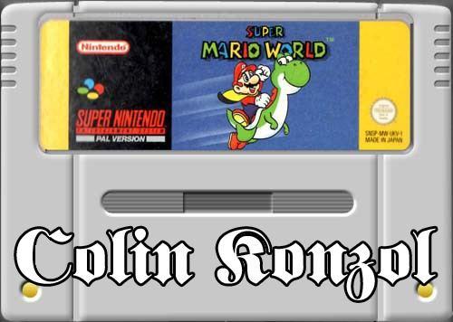 Super Mario World (SNES) (CTR)
