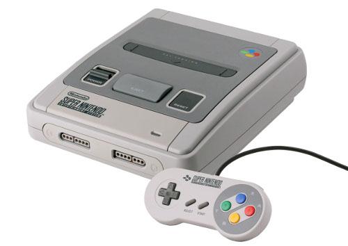 Super Nintendo SNES (SNSP-001A) ugy. controllerrel
