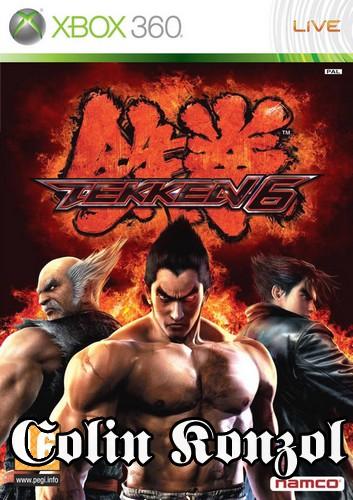 Tekken 6  (Xbox One komp.)