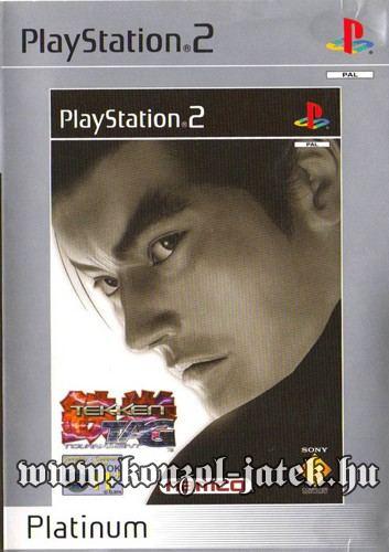 Tekken Tag Tournament (Platinum) no manual