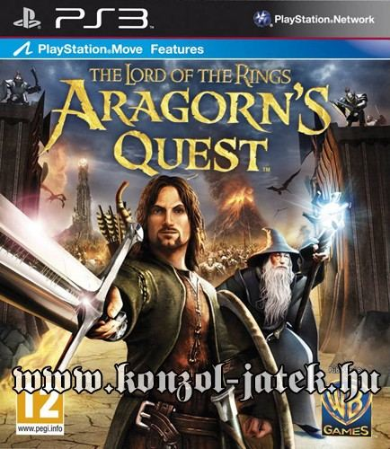 The Lord of the Rings Aragorn's Quest (Co-op)