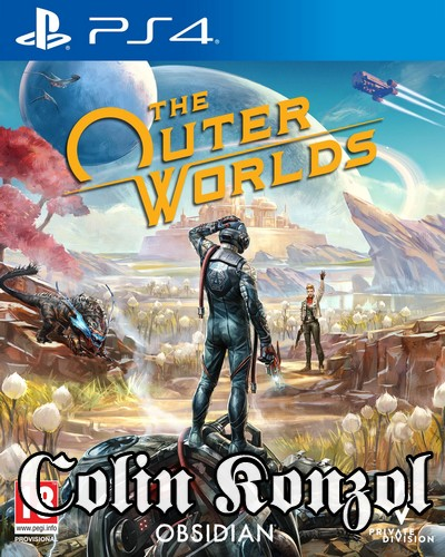 The Outer Worlds (ÚJ)