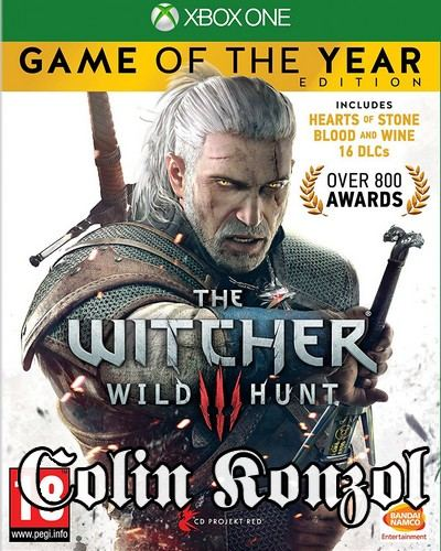 The Witcher 3 Wild Hunt (GOTY) (Magyar felirat)