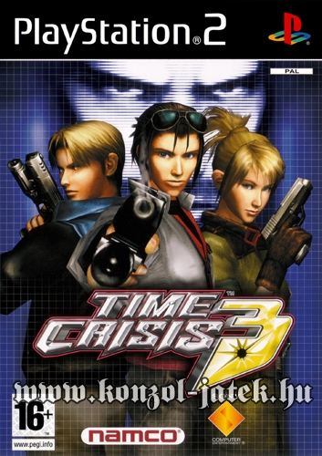 Time Crisis 3 (Co-op)