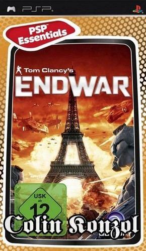 Tom Clancy's EndWar (PSP Essentials)