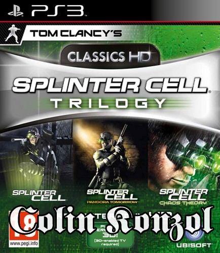 Tom Clancy's Splinter Cell Trilogy HD