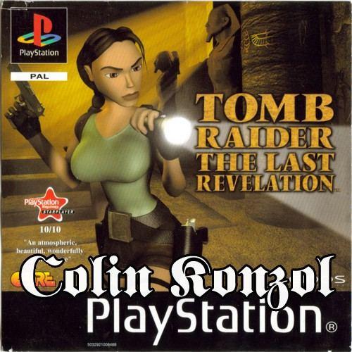 Tomb Raider IV The Last Revelation (UK)(No Manual)