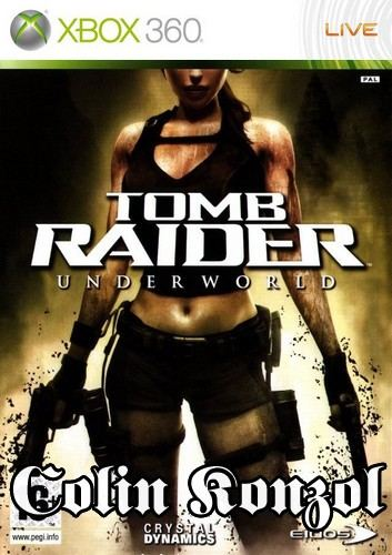 Tomb Raider Underworld (Xbox One komp.)