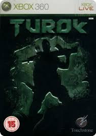 Turok Steelbook +játék