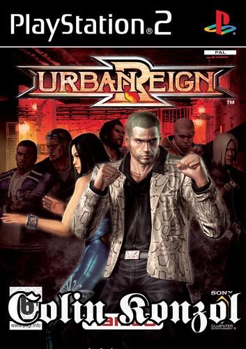 Urban Reign(Holland borító)