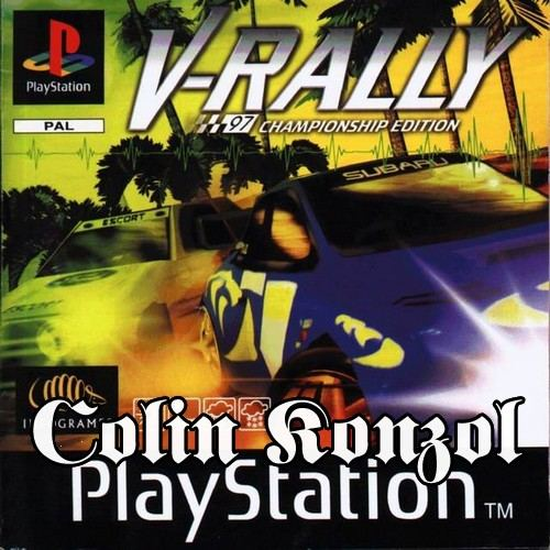 V-Rally '97 Championship Edition