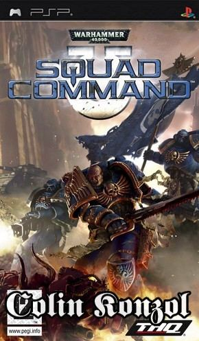 Warhammer 40,000 – Squad Command