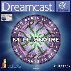 Who Wants To Be A Millionaire (only disc)SEGA Dreamcast