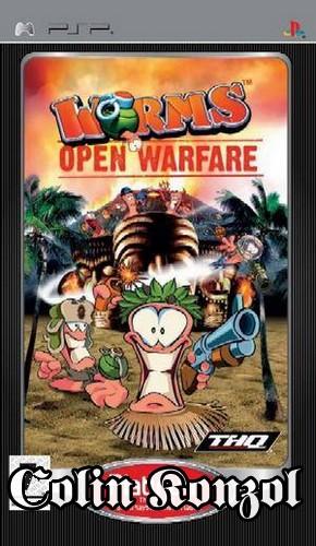 Worms Open Warfare (Platinum)