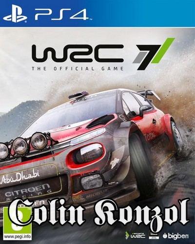 WRC 7 (Új)