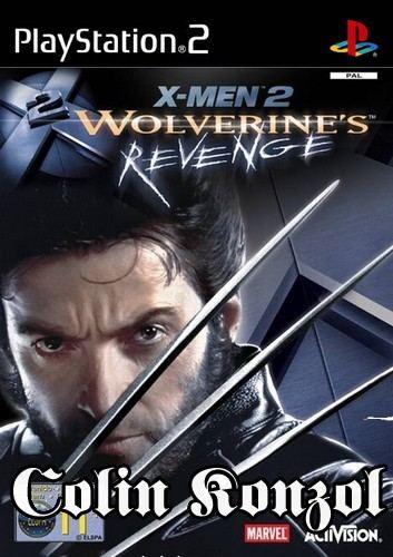 X-Men 2 Wolverine's Revenge