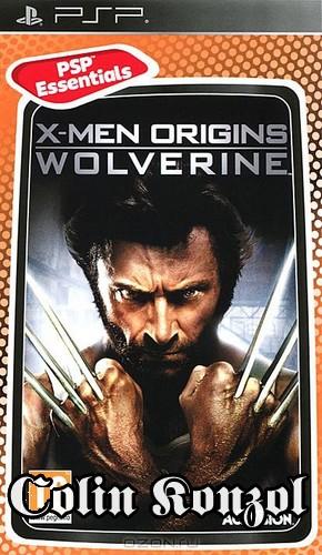 X-Men Origins Wolverine (PSP Essentials)