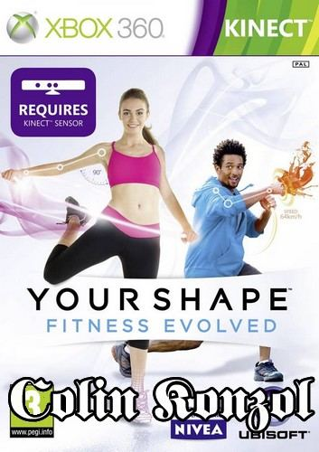 Your Shape Fitness Evolved (only Kinect)