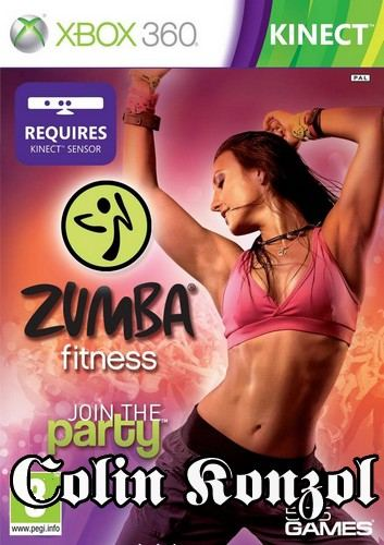 Zumba Fitness Join the Party(Co-op)  (only Kinect)