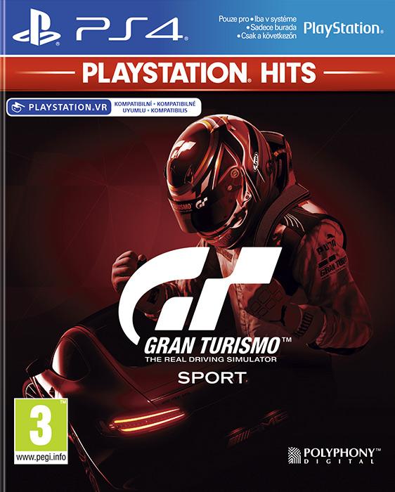 Gran Turismo Sport (PS Hits)