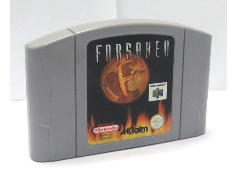 Forsaken N64