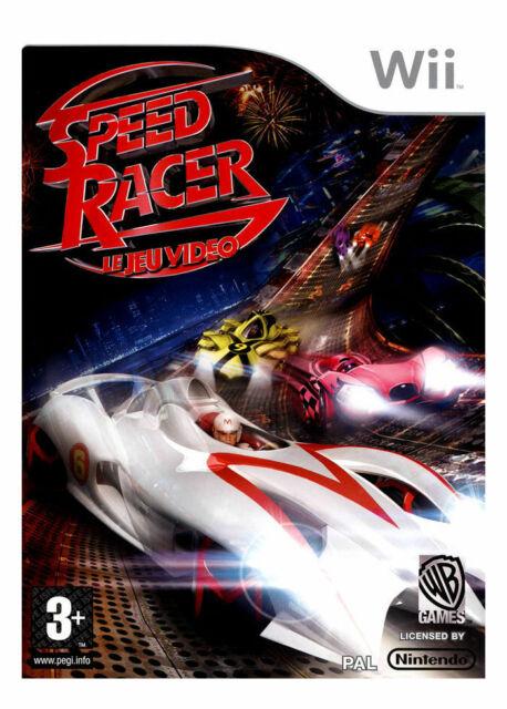 Speed Racer Wii