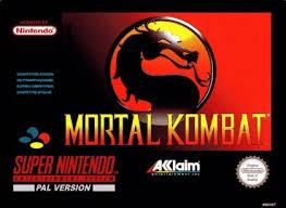 Mortal Kombat (SNES)(CIB)