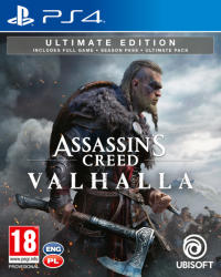 Asssasin's Creed Valhalla Ultimate Edition (ÚJ)