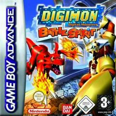 Digimon Battle Spirit (GBA)(CIB)