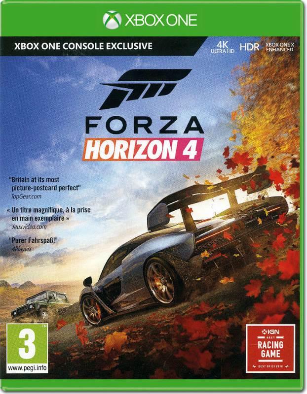 Forza Horizon 4 (magyar felirat)