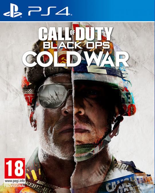 Call of Duty Black Ops Cold War (ÚJ)