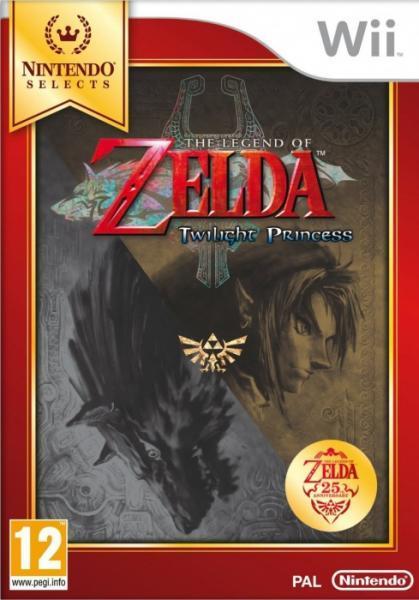 The Legend of Zelda Twilight Princess (Nintendo Selects)