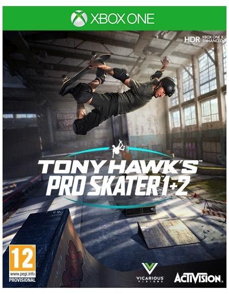 Tony Hawk's Pro Skater 1+2 (ÚJ)
