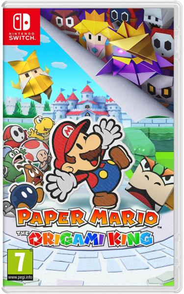 Paper Mario Origami King Nintendo Switch