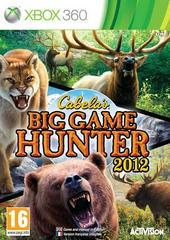 Cabela's Big Game Hunter 2012