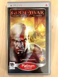 God of War Chains of Olympus (platinum)