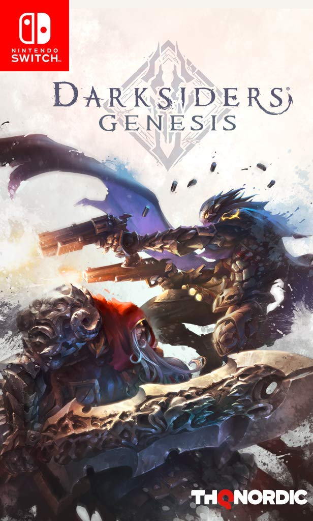 Darksiders Chronicles Nintendo Switch