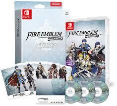 Fire Emblem Warriors Limited Edition (új) Nintendo Switch