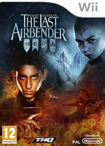The Last Airbender Wii