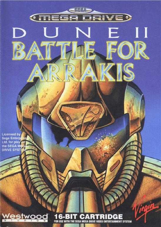 Dune II Battle for Arrakis (Német)(CIB)