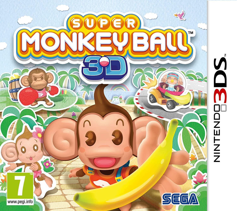 Super Monkey Ball Adventure 3D