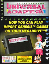 Universal Region Adapter (MegaConverter)