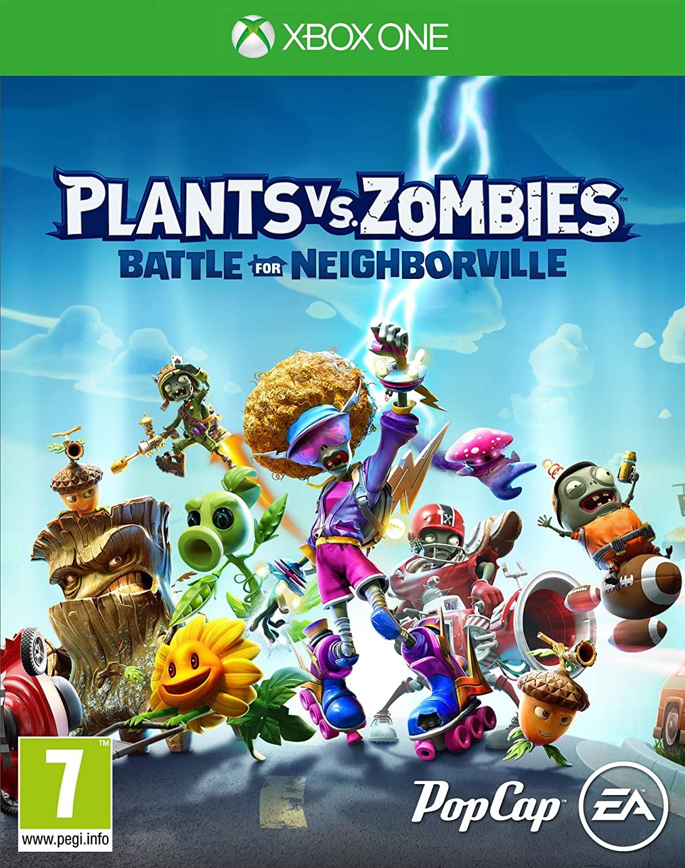 Plants VS. Zombies 3 Battle for Neighborville