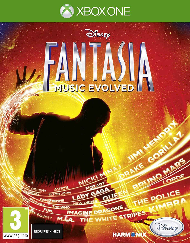 Disney Fantasia Music Evolved (Kinect)